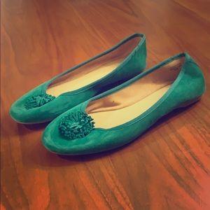 Talbots ballet slippers